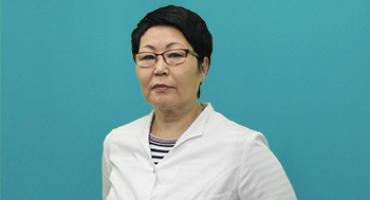 Сарангова Ирина Васильевна